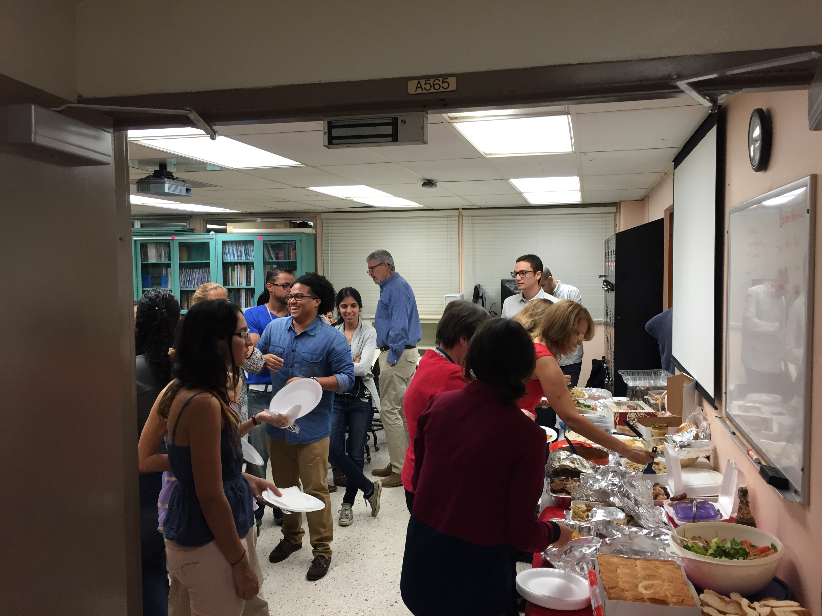 Department Holiday Party 2014 Department Of Anatomy Neurobiology